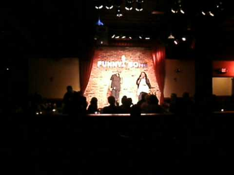 Xtreme Gospel Comedy Tour May 22,2012 at Funnybone -