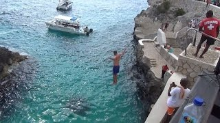 Tourists Join Cliff-Jumping Craze That Kills Dozens Each Year