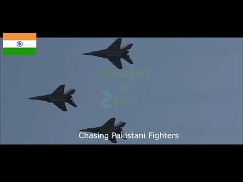 Aerial combat between Pakistan India skirmish 2019 short film