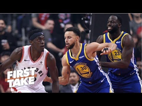 KD and Andre Iguodala's health puts the Warriors in serious trouble - Jeff Van Gundy | First Take