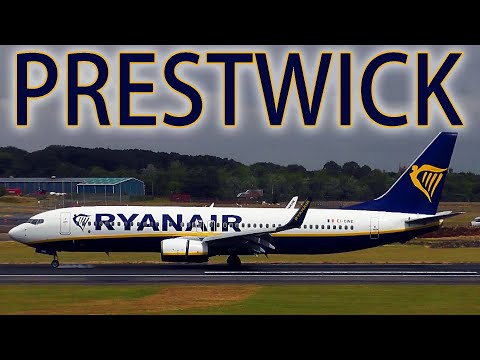 In today's video we revisit Prestwick...