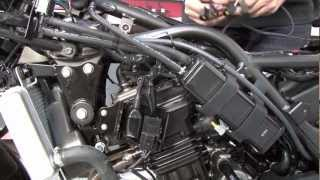 Power Commander 5 Install: 2013 Kawasaki Ninja 300