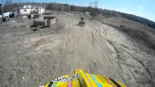 3. riding a rmz 250 4 stroke