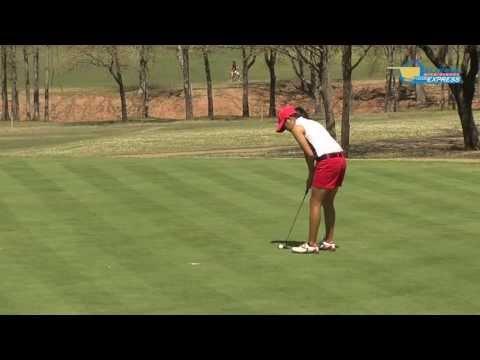 2013 Oklahoma Class 6A Girls State Golf Tournament