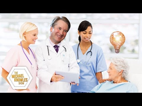 Brett Kavanaugh Cures Alzheimer's   The Michael Knowles Show Ep. 222