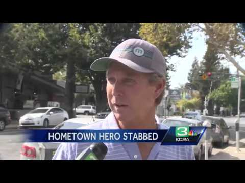 'Hometown Hero' Spencer Stone stabbed 3 times in torso