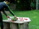 WASP Injection Knife vs. Watermelon