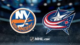 Korpisalo shuts out the Islanders in 7-0 victory by NHL