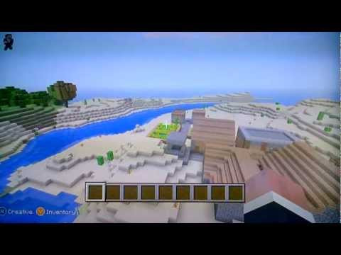 EPIC MINECRAFT: 360 EDITION SEED! - SURFACE STRONGHOLD and more!