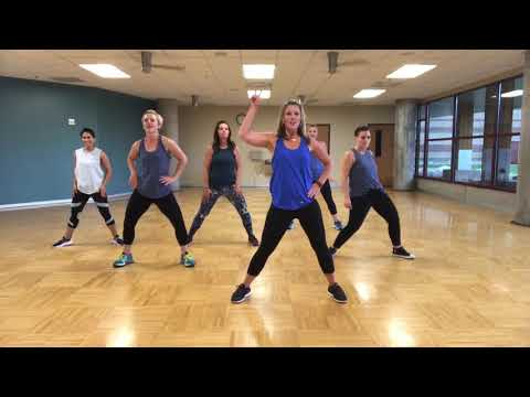 Bad Man- Pitbull ft. Robin Thicke, Joe Perry, and Travis Barker ~ Dance Fit with Jess