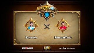 Kolento vs SamuelTsao, game 1