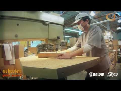 SCHECTER CUSTOM SHOP 2013 PART 4