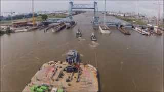 Video Time Lapse Port of Rotterdam Dolwin Alpha MP3, 3GP, MP4, WEBM, AVI, FLV Agustus 2018