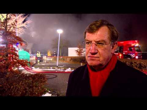 Twee basisscholen door brand verwoest Uden