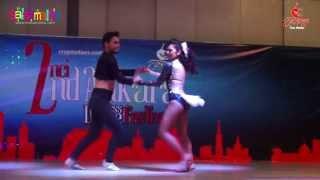 BURCU&ALKAN SALSA SHOW | 2. ANKARA DANCE FESTIVAL
