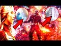 Captain Marvel Quantum Realm Binary POWERS REVEALED!? Captain Marvel DEFEATS Thanos In Avengers 4!