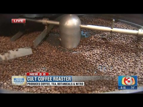 Get Your Fix At Cult Coffee Roaster For National Coffee Day!
