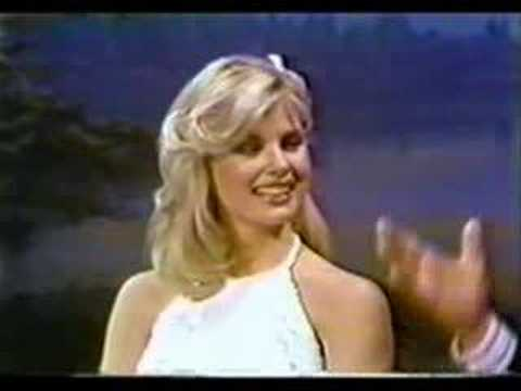 Dorothy Stratten Rare Interview From 1980