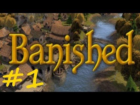 Banished -  градостроительный симулятор - Плантации и ресурсы
