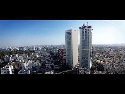 Casablanca Drone Video