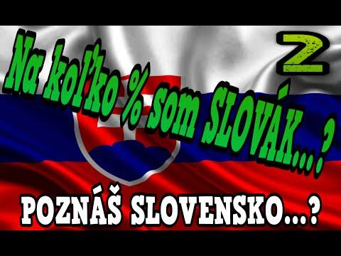 Poznám SLOVENSKO.??? #2