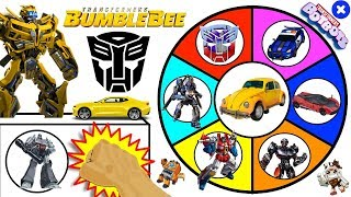Nonton Transformers Bumblebee Movie Spinning Wheel Slime Game W  New Transformers Botbots Toys Film Subtitle Indonesia Streaming Movie Download