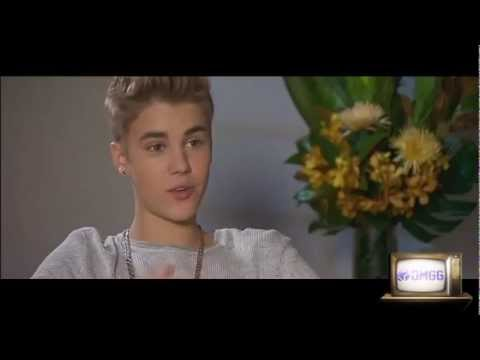 Justin Bieber Gets Angry and Talks About Sex with OMGG Host Nick Teplitz