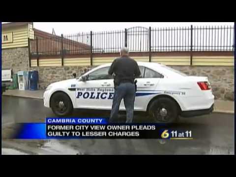 Former Cambria. Co. restaurant owner sentenced in trespassing case