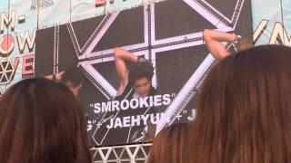 [Pre-debut] 140815 SMROOKIES/SR14B dance performance (Taeyong, Johnny, Jaehyun)