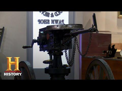Pawn Stars: RARE & EXPENSIVE Nepalese Bira Gun Fires Rick Up (Season 12)   History