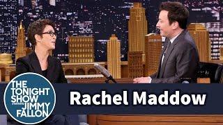 Rachel Maddow Talks Trump Tax Returns