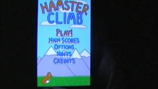 Hamster Climb YouTube video