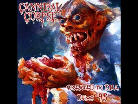 Cannibal Corpse - Mummified In Barbed Wire (Created To Kill)