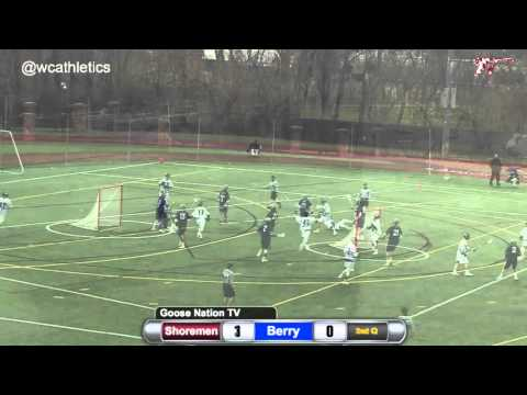 Shoremen Lacrosse: Hepburn and Flood v. Berry