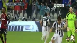 Juventus Vs Ac Milan 3 2 All Highlights And Goals 6 10 2013 HQ