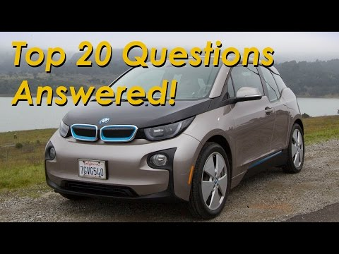 2015 BMW i3 Range Extender – Top 20 Questions Answered!!