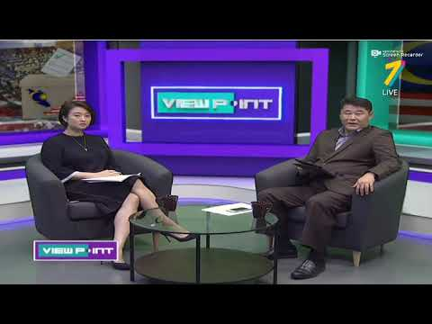 05/05/2018, Live talk on View Point at NTV7 (видео)