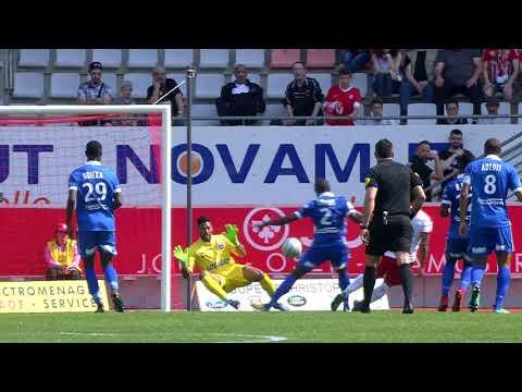 Domino's Ligue 2 - 34ème journée - Nancy / Auxerre