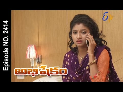 Abhishekam |13th October 2016 | Full Episode No 2414 | ETV Telugu