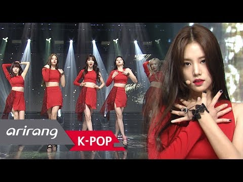 [Simply K-Pop] LABOUM(라붐) _ Between Us(체온) _ Ep.325 _ 081718 (видео)
