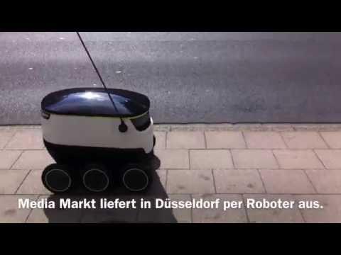 Lieferbots in Hamburg