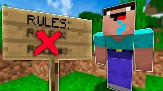 Video UNSPEAKABLE BREAKS MINECRAFT! MP3, 3GP, MP4, WEBM, AVI, FLV Juli 2018