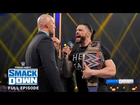 WWE SmackDown Full Episode, 22 January 2021