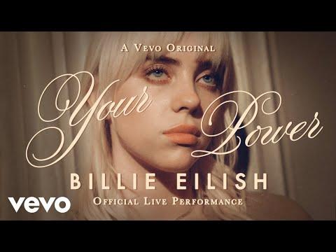 Billie Eilish - Your Power (Official Live Performance)   Vevo