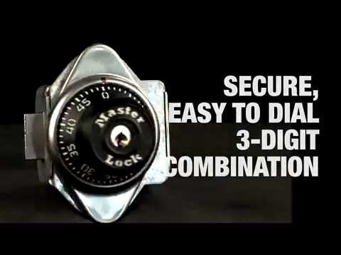 Screen capture of 1652 Built-In Combination Lock Features