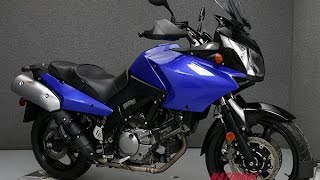 4. 2007  SUZUKI  DL650 VSTROM 650   - National Powersports Distributors