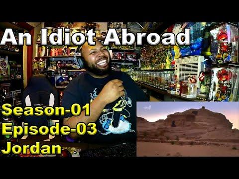 An Idiot Abroad Season 01 Episode 03 Jordan Reaction