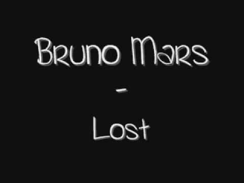 Bruno Mars Lost Lyrics