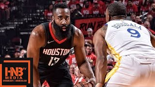 Golden State Warriors vs Houston Rockets Full Game Highlights / Game 1 / 2018 NBA Playoffs