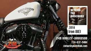 5. 2018 Harley-Davidson® Iron 883™ XL883N -